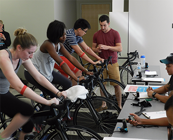 Exercise and Sport Sciences Lab
