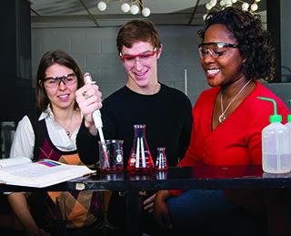Pre-Dental Program | Queens University of Charlotte