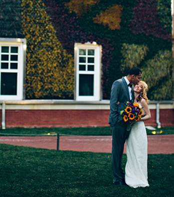 Weddings at Queens University