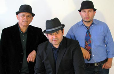 Members of Grupo Los Morales